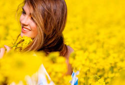 copious yellow discharge during menopause