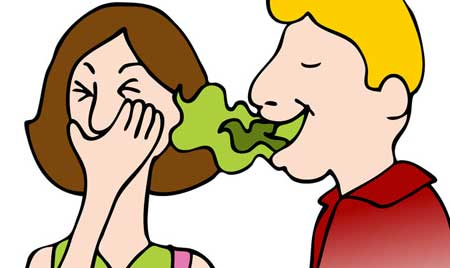 mouth odor treatment