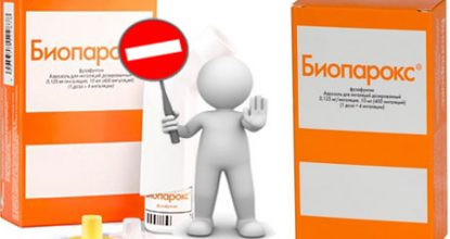 Why is Bioparox banned in Russia? Reasons and analogues for replacement